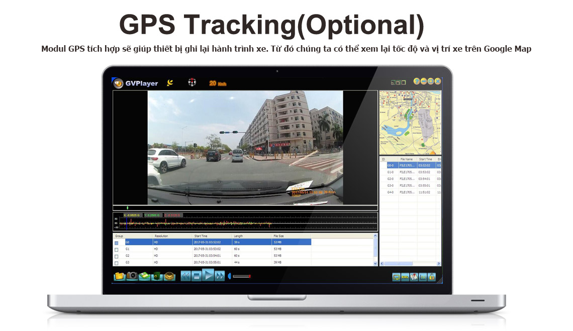 GPS optional QA-A9
