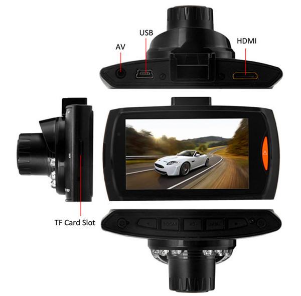 Camera hanh trinh gia re NC631-QA-4