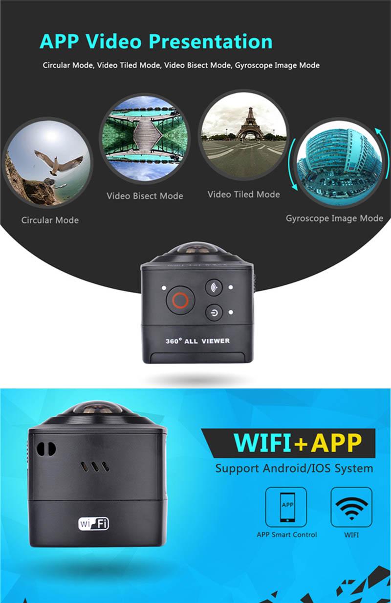 Sport camera 360 7cameratechvn