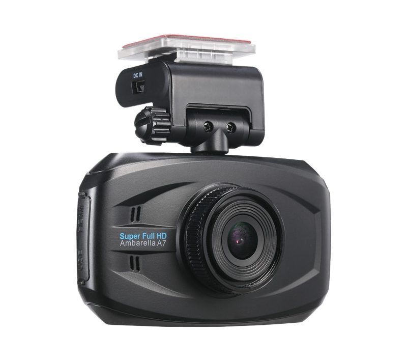 Camera hành trình Full HD 3.2MP + GPS E720