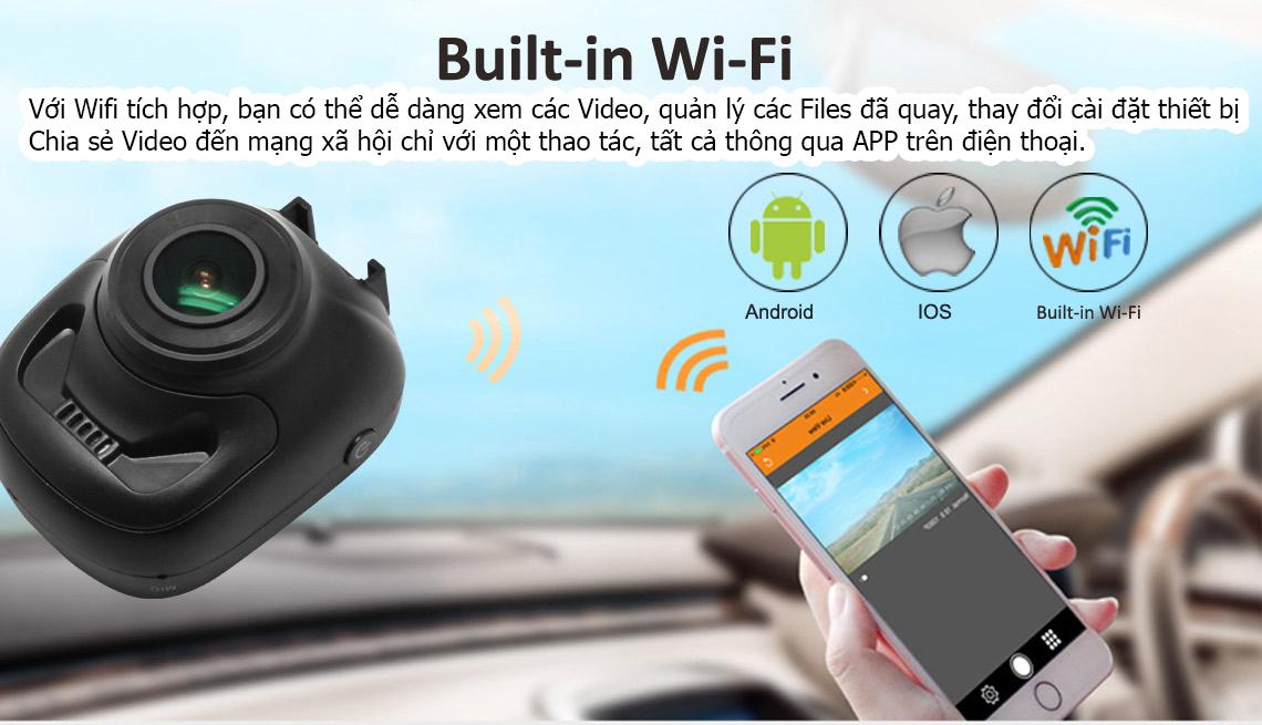 QA-X3 wifi