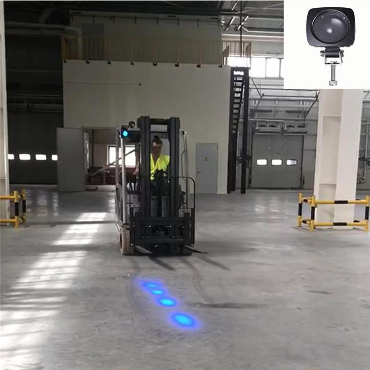 Đèn led nhấp nháy an toàn cho xe nâng AT-12WF (LED SPOT)